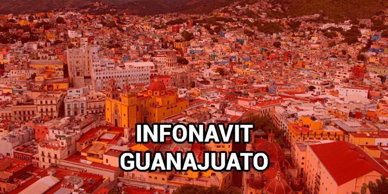 Oficinas Infonavit Guanajuato