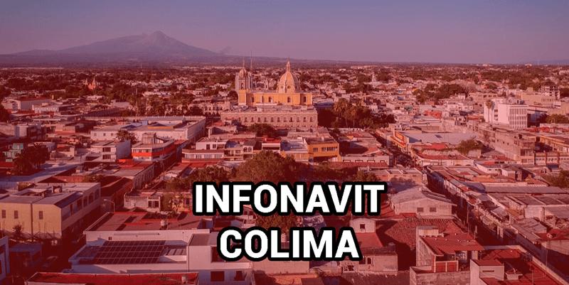 Oficinas Infonavit en Colima