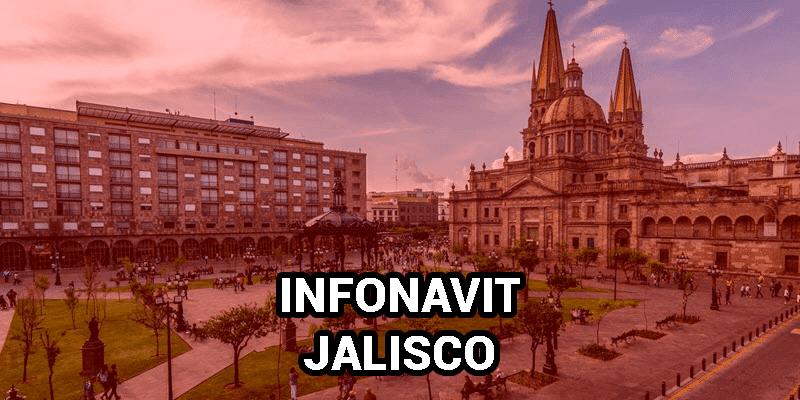 Oficinas Infonavit Jalisco