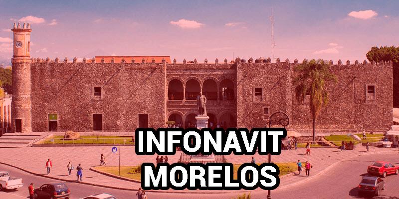 Oficinas Infonavit Morelos