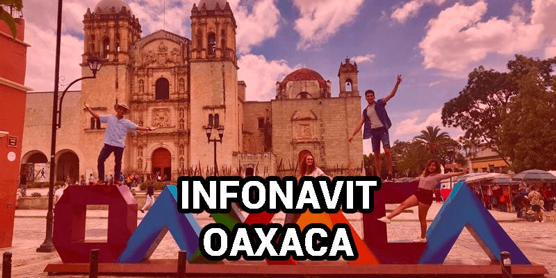 Oficinas Infonavit Oaxaca