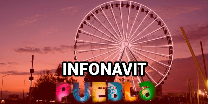 Oficinas Infonavit Puebla