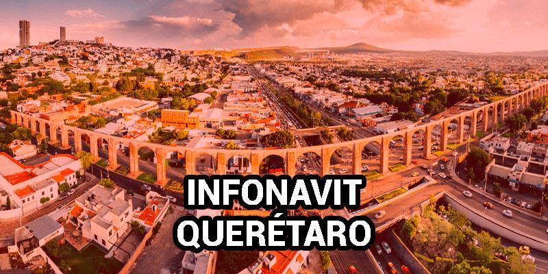 Oficinas Infonavit Querétaro