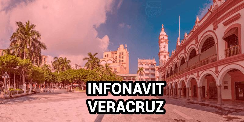Oficinas Infonavit Veracruz