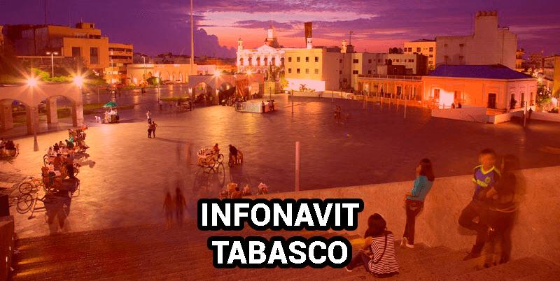 Oficinas Infonavit tabasco