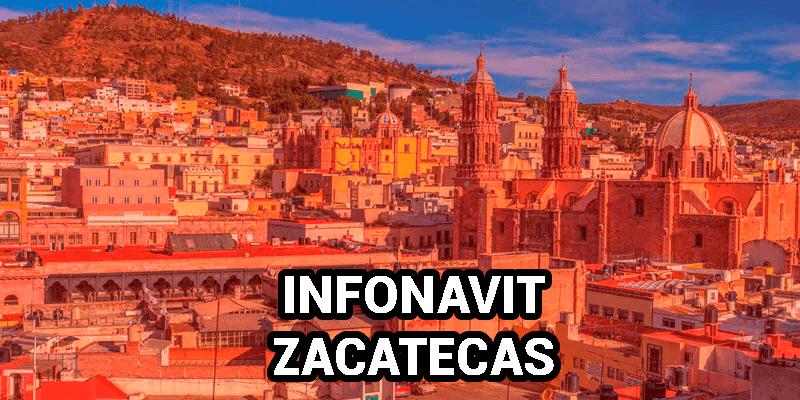 Oficinas Infonavit zacatecas